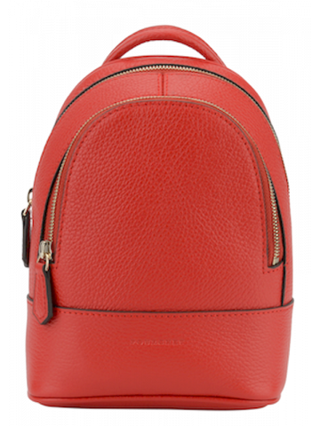 Move | Dark red backpack
