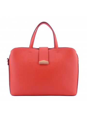 Cavalcade   Red large hand bag