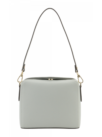 Cassetta | White crossbody bag